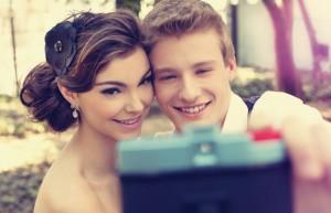 foto com namorado