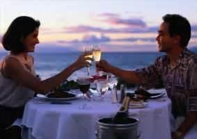 jantar a dois