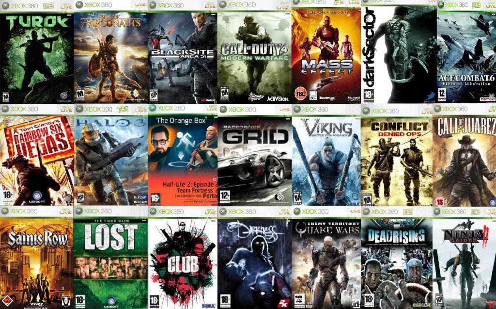 Jogos Xbox 360 Lançamentos 2014 Jogos Diversos Para Xbox 360