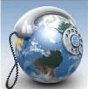 Ligação  internacional
