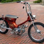 mobilete chopper