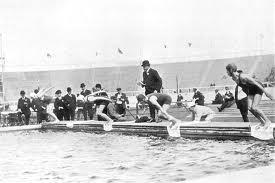 Prática de natação