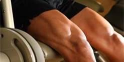 pernas musculosas