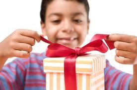 presente para criança