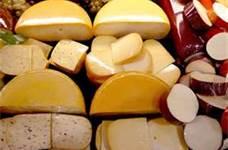 Variedaes de queijo