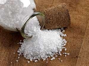 Banho sal grosso -> Componentes e Modo de preparo