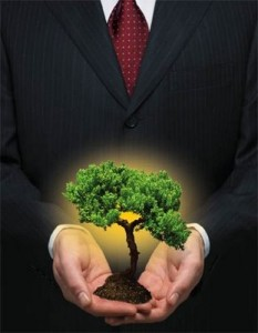 Atividade industrial sustentável
