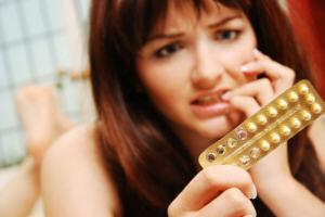 Esquecer o horário do anticoncepcional