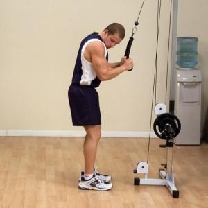 trinamento de tríceps